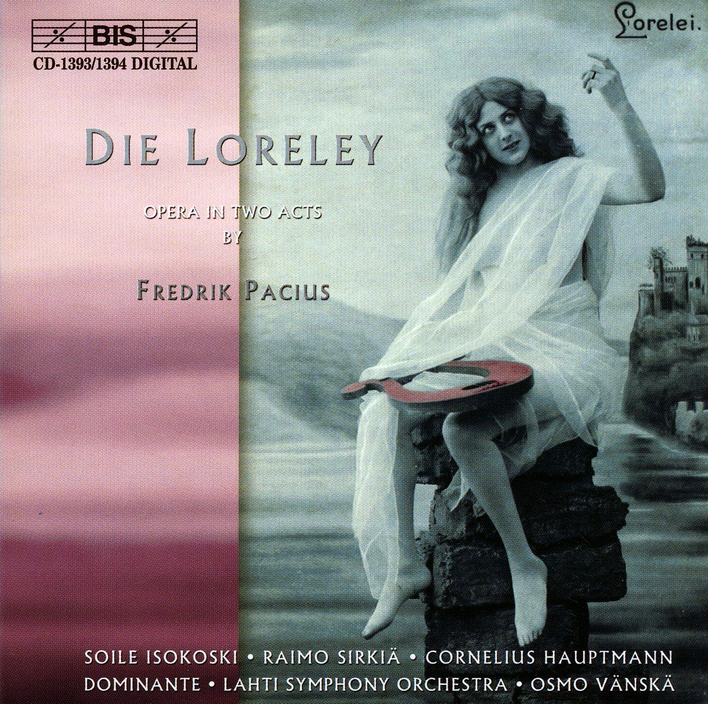 Fredrick Pacius: Die Loreley