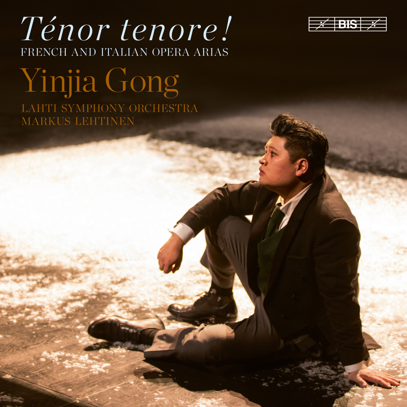 Tènor tenore! French and Italian opera arias
