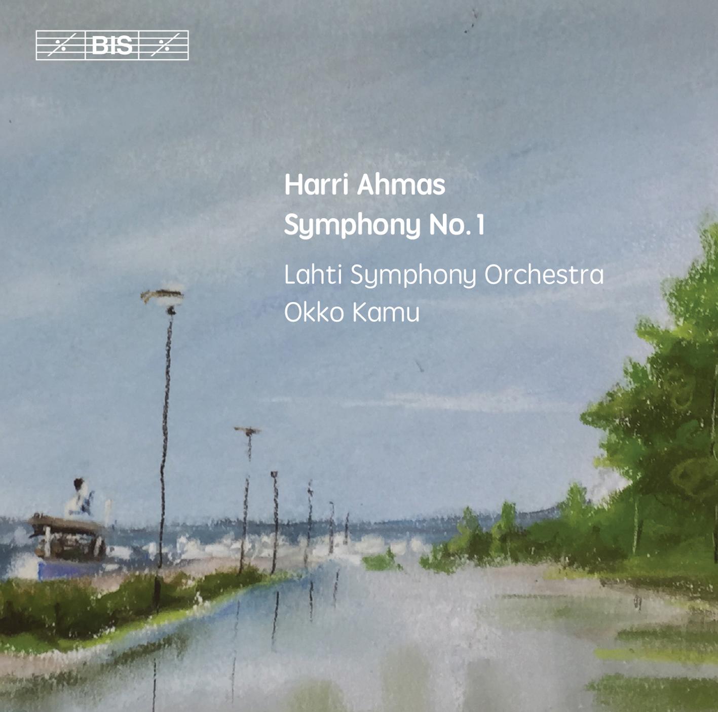 Harri Ahmas – Sinfonia nro. 1