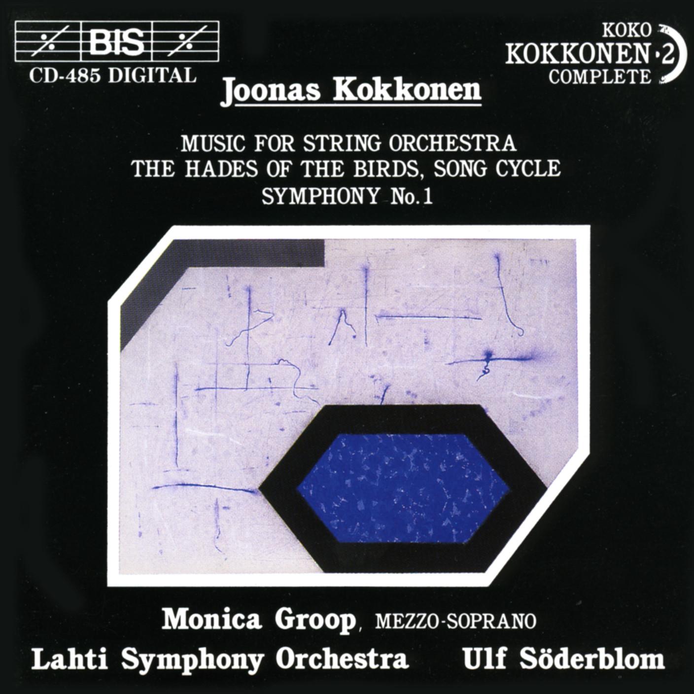 Joonas Kokkonen II