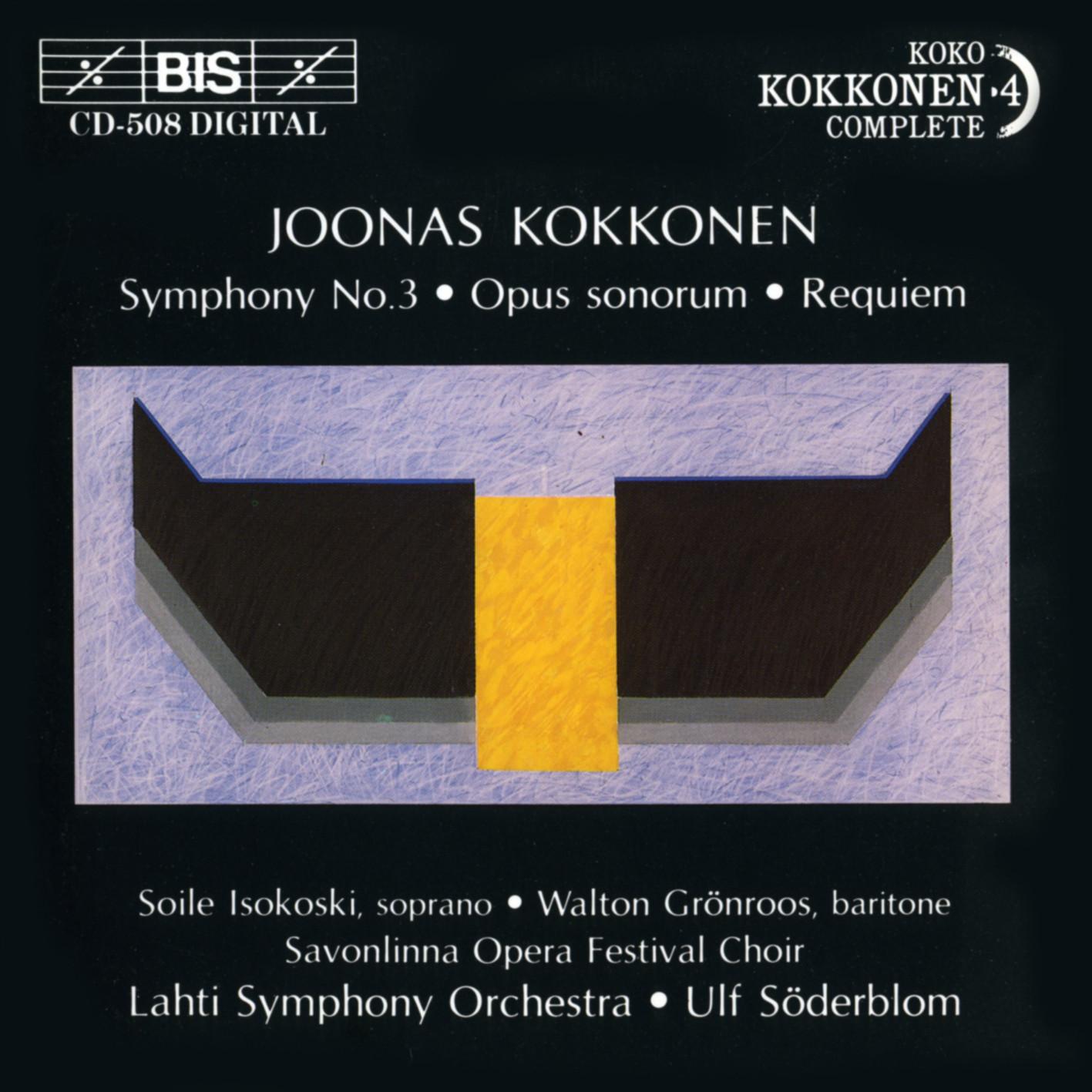 Joonas Kokkonen IV