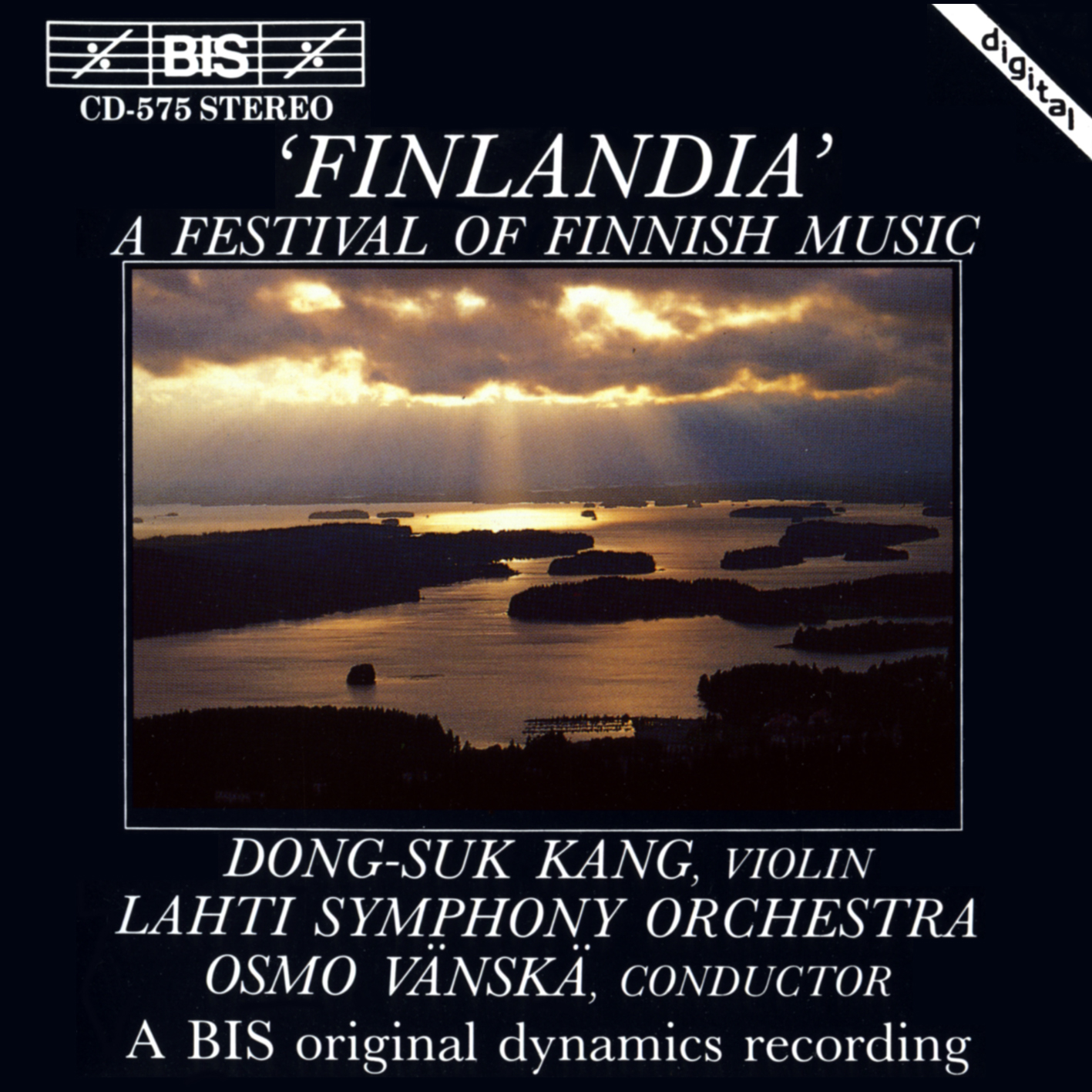Finlandia – a Festival of Finnish Music