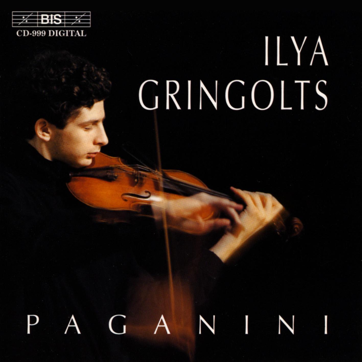 Paganini – Ilya Gringolts, viulu