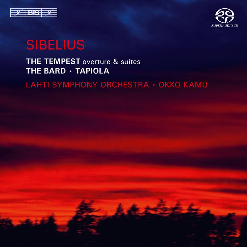 Jean Sibelius –  Myrsky, Bardi ja Tapiola