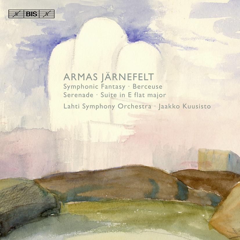 Armas Järnefelt – Orkesteriteoksia