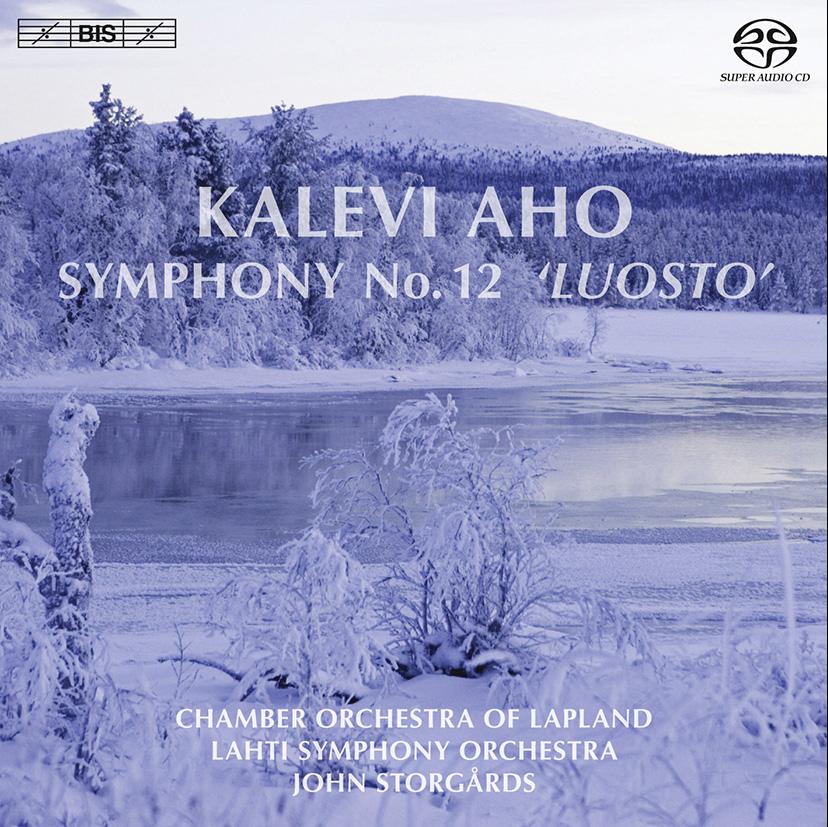 Kalevi Aho – Simfonia nro. 12 'Luosto'