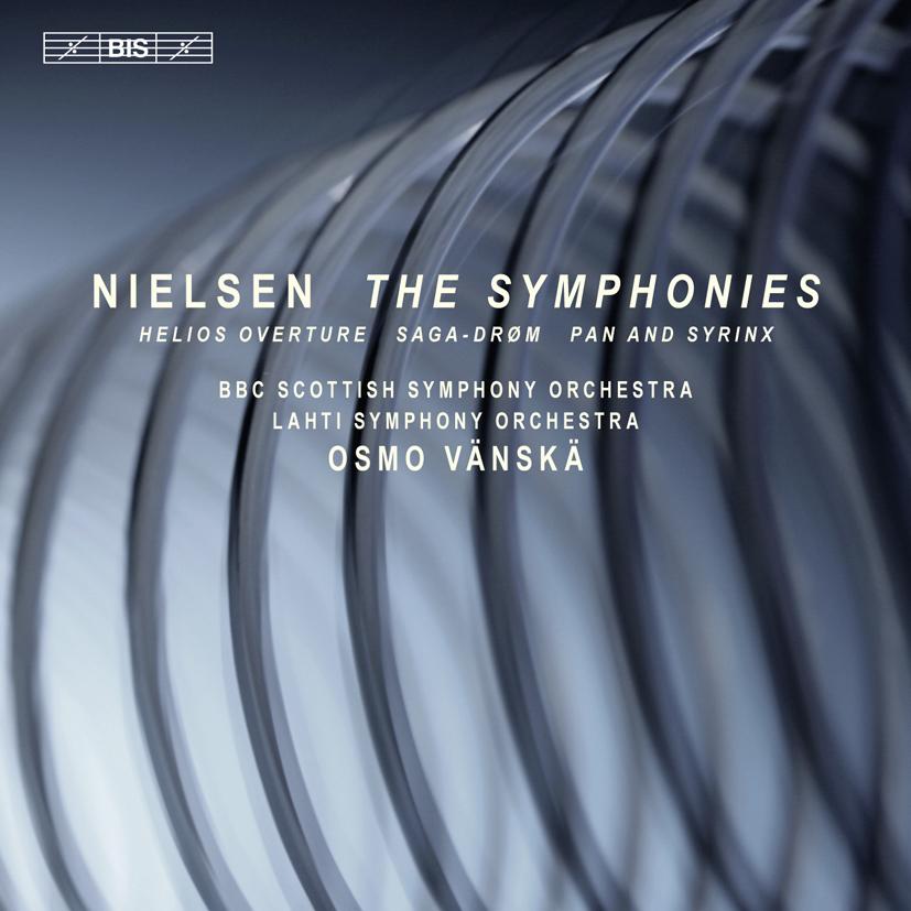 Carl Nielsen – Sinfoniat