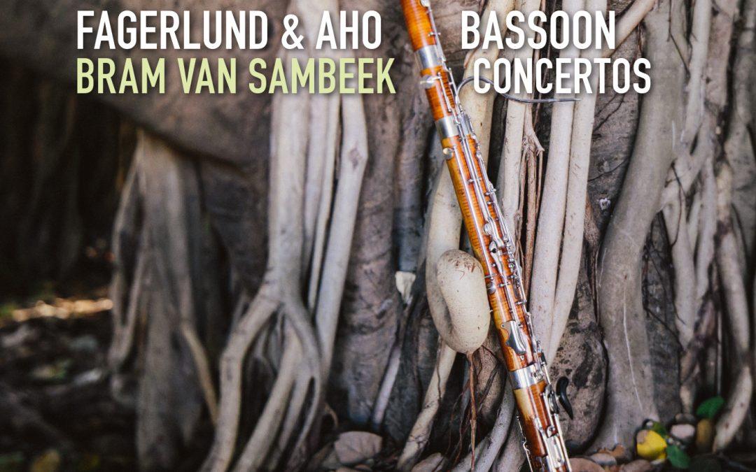 Aho & Fagerlund – Fagottikonsertto