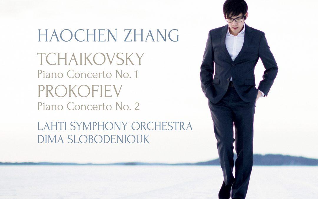 Haochen Zhang – Tšaikovskin & Prokofjevin pianokonsertot