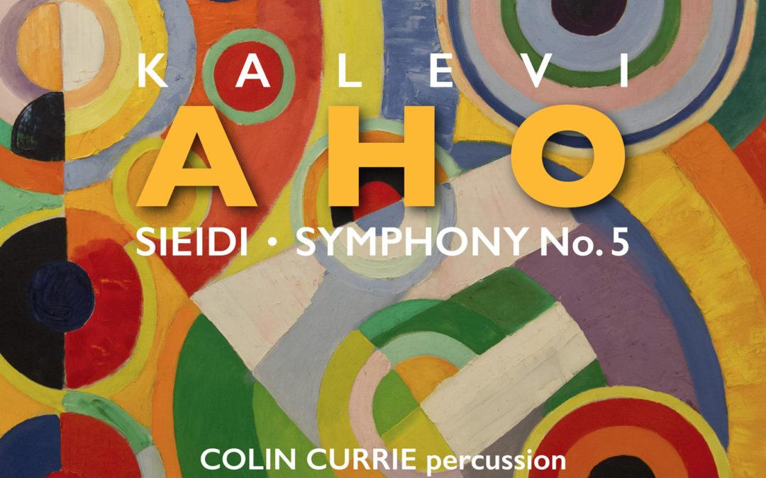 Kalevi Aho – Sieidi & Sinfonia nro 5